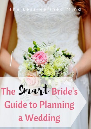 A guide giving lots of help, tips, and advice on how to plan a wedding. From budget, to themes, to cake and honeymoon, this guide covers it all. #weddingplanning #weddingtips #weddingideas