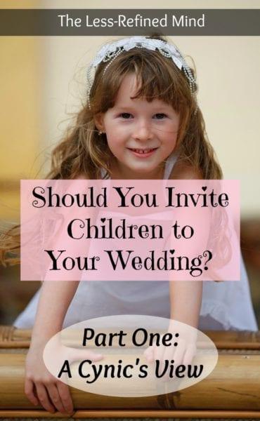 children, wedding, invite