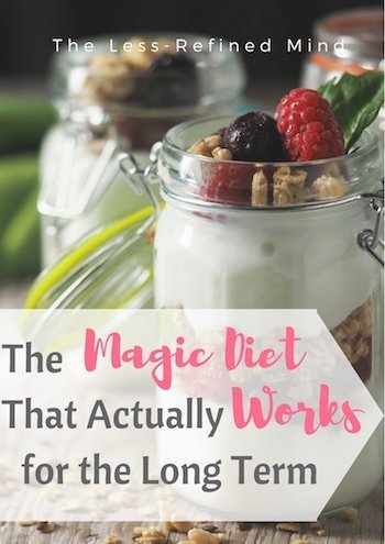 A healthy new year diet that will acually help you lose weight and keep it off - no fads or coplicated expensive recipes! This diet actually works. #healthydiet #weightloss #newyearnewyou