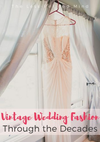 Vintage Wedding Dresses Pin
