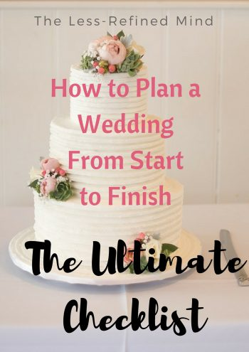 Are you engaged and ready to start planning your wedding nuptials? This ultimate detailed wedding timeline checklist will guide you through the entire process from start to finish and help you to schedule every task from the hen right through to the ceremony and honeymoon.