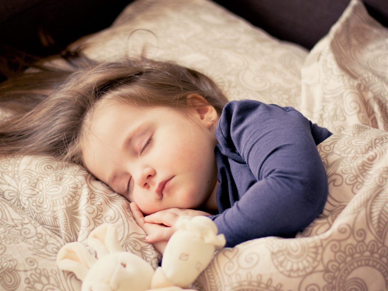 How to Night Wean - Sleeping Toddler