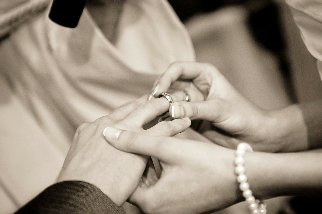 Detailed Wedding Checklist - The Exchanging of the Rings