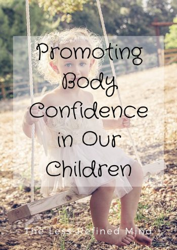 Body confidence is so important in order to give our children the best foundation to avoid eating disorders. And to a large extent they will be influenced by us. So how can we promote body confidence in our little ones?