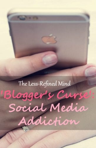 Blogger's Curse Social Media Addiction