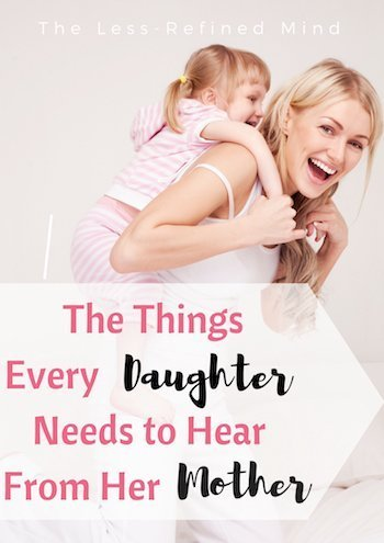 The most precious things to pass onto your daughter: wisdom, advice, and the depth of your love. #teenagedaughter #letter #motherdaughter #parenting
