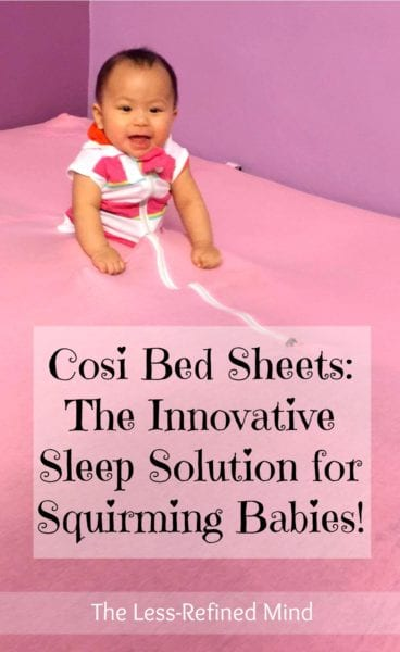 Cosi Bed Sheets