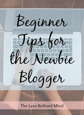Everything I wish I'd known as a newbie blogger. Beginner tips to help you up your game and get serious about blogging - plus some awesome advice to make your life easier too. Packed full of links to useful resources.