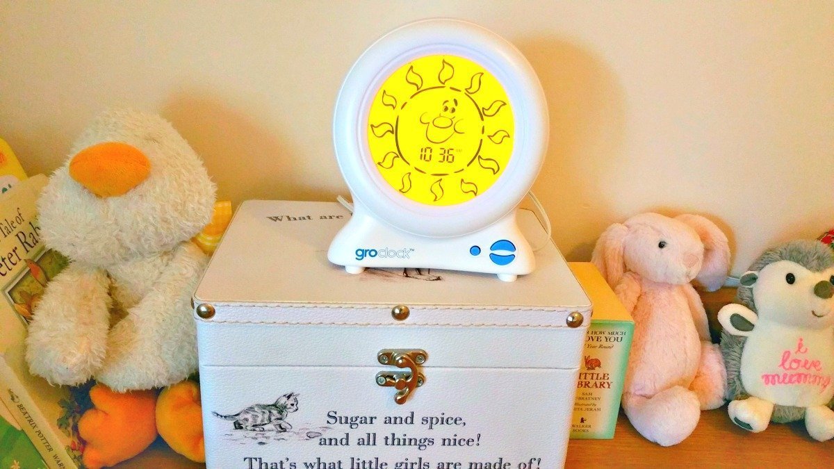 Gro-Clock Review and Giveaway