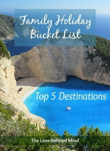Thinking about taking your little one/s away? If you're looking for inspiration or advice for child friendly trips and resorts abroad, this bucket list will help! Including some of the best family breaks for parents and children alike, from beach holidays to Christmas getaways.