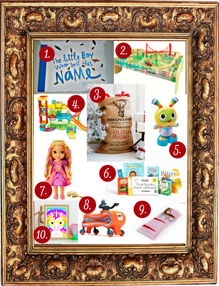 Christmas Gift Guide: Toys
