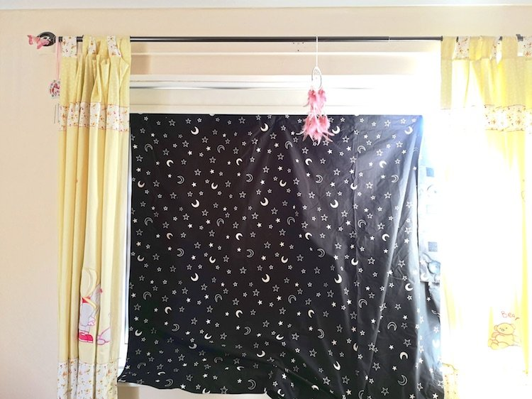 Best blackout blinds for a nursery.