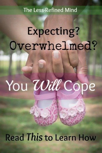 Pregnant? Are you excited - or wondering how will I cope with a baby? Read this to allay your fears and reassure yourself that if you're expecting, you'll do just fine.