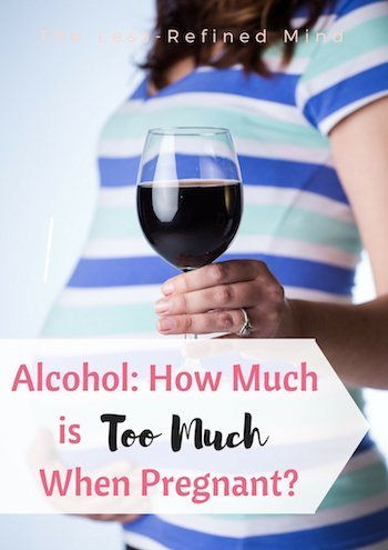 Is it safe to have the occasional glass of wine when pregnant, or should you remain completely teetotal? #alcohol #pregnancy #pregnancyhealth