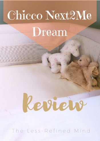Are you looking for a co-sleeping cot and not sure which to buy? The Chicco Next2Me is definitely worth considering. Read the full review of the side sleeping cot here.