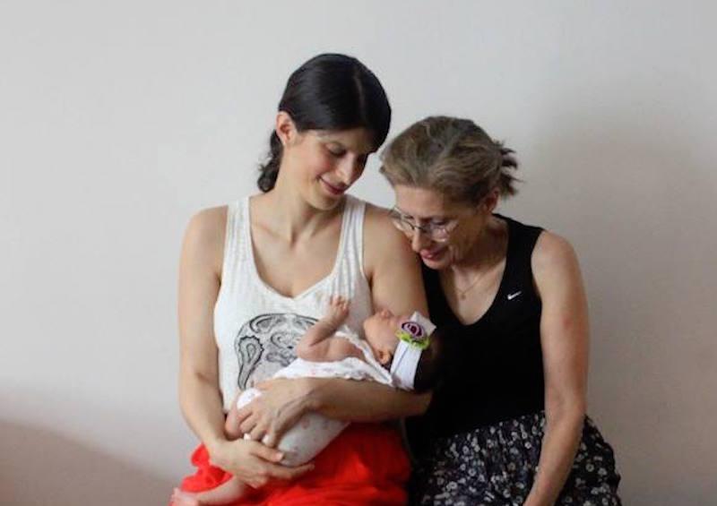 Motherhood the real deal