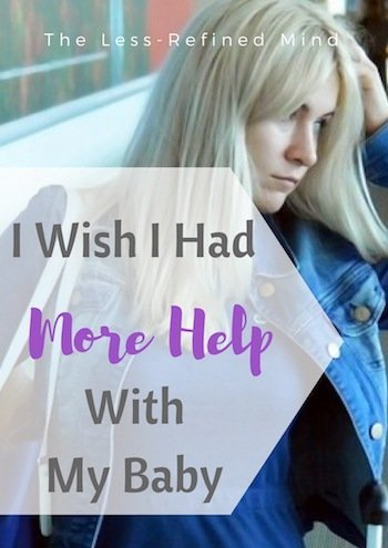 Do you ever feel overwhelmed or burned out by motherhood? Do you feel you could use more help and those who could offer more don't? For WAHM struggling to keep on top of life - I feel you.
