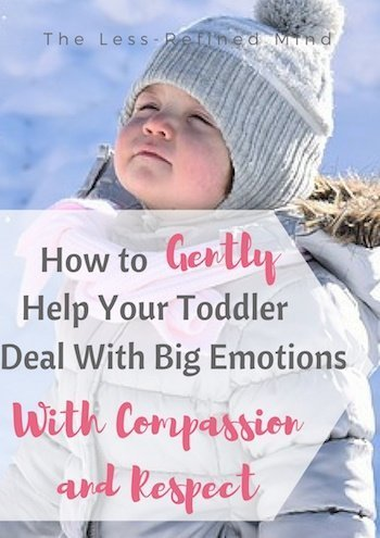 Does your toddler get really mad and you're unsure how to calm them? If you're looking for ideas to help gently parent and discipline without resorting to harsh or rigid punishments, and you prefer a GP approach, then this may help you! #gentleparenting