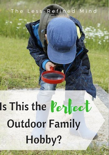 Looking for the perfect outdoor family hobby? Try this! #outdoors #familyhobby #geocaching #exploring