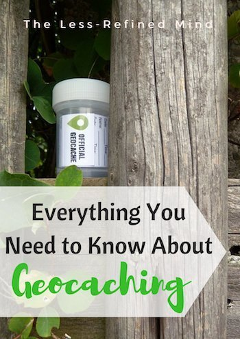 Ever wondered what geocaching is and how you can get involved? Here's everything you need to know. #geocaching #outdoorpursuit
