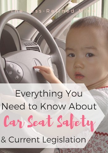 Car seat height and weight guidelines and safety can be a minefield. Here's a guide to current legislation and recommendations.