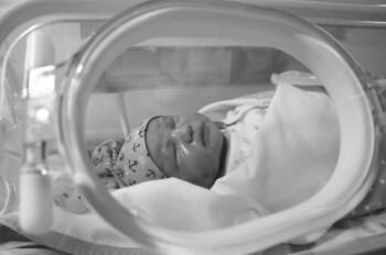 How can I support my friend with preemie baby: Incubator