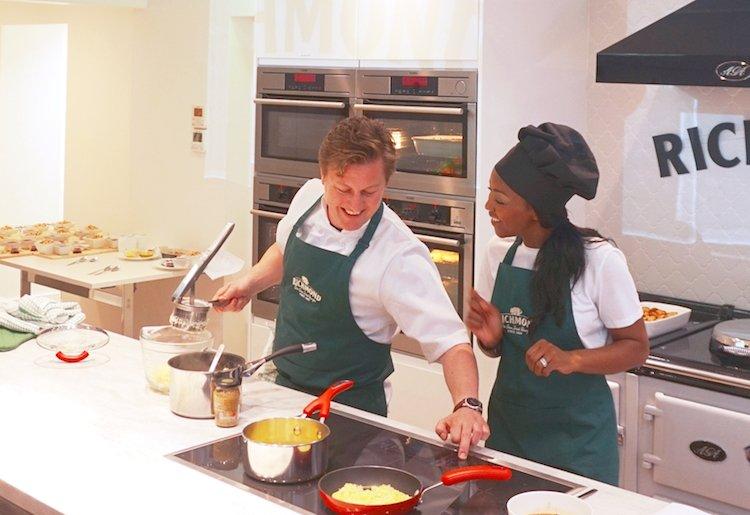 Richmond Launch Chicken Sausages - Chefs