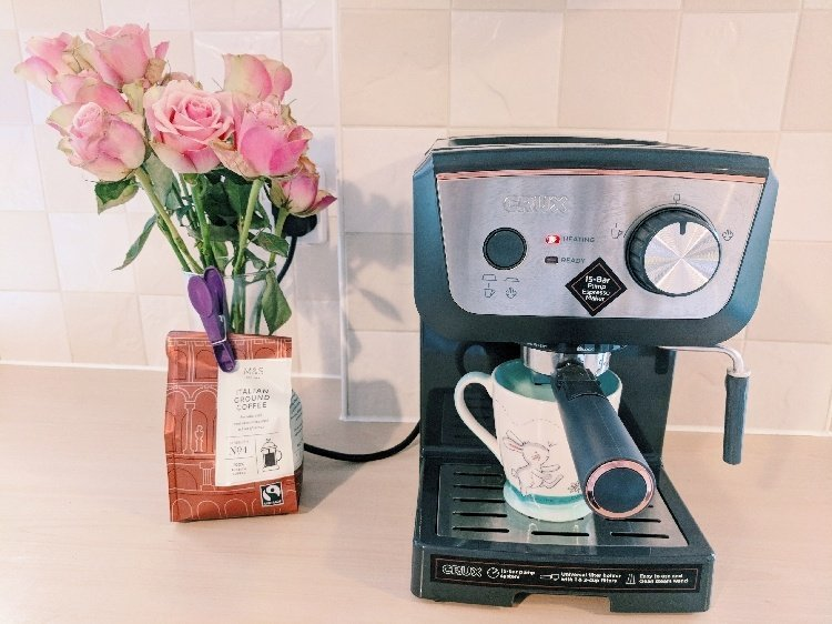 Cheap Espresso Maching - Crux 15 Bar Espresso Coffee Machine