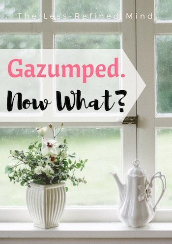 What happens if you're gazumped and how should you deal with it? #newhome #gazumped #houseinspo #homeinspo