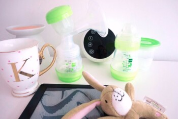 MAM 2 in 1 Single Breast Pump Review