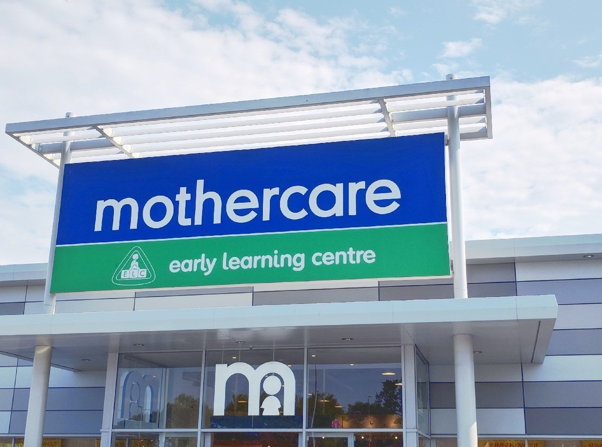 Mothercare Personal Shopper Service