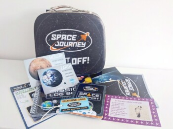 Space Journey Subscription Boxes for Children