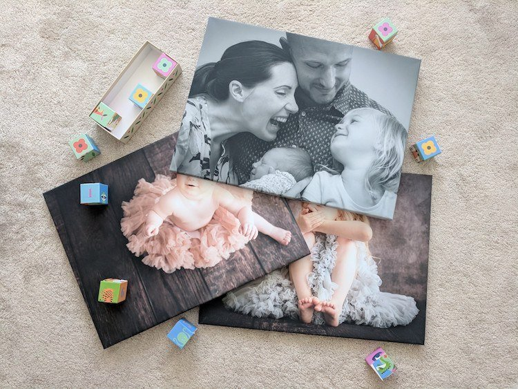 Best Way to Print Photos From My Phone - Family Portraits