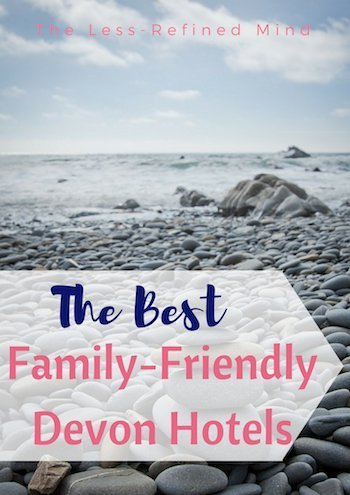 Check out the best family-friendly hotels in Devon. #staycation #devon #familyhotel