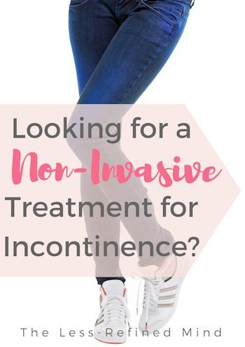 Looking for a non-invasive treatment of #incontinence? This product can correct #bladderweakness simply and effectively!