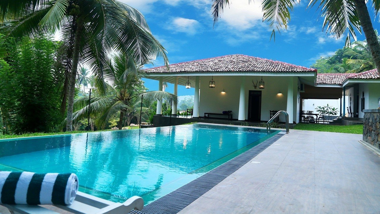 Villa or Hotel for a Family Holiday - Villa
