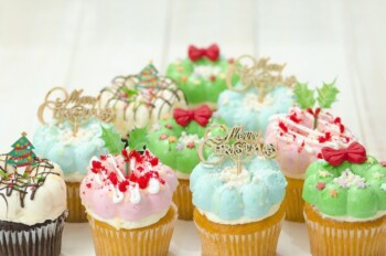 Beat the Christmas Bloat - Cupcakes