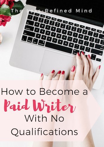 How to become a paid blogger or freelance copywriter: Are you feeling stifled creatively or in a rut professionally? Sometimes the easiest thing to do is nothing, and if you're content with stagnation then that's fine. But if you're ready to take a leap of faith and change direction with your career, to do something exciting and perhaps travel the world with your new-found freedom, then here's how to improve your life today.