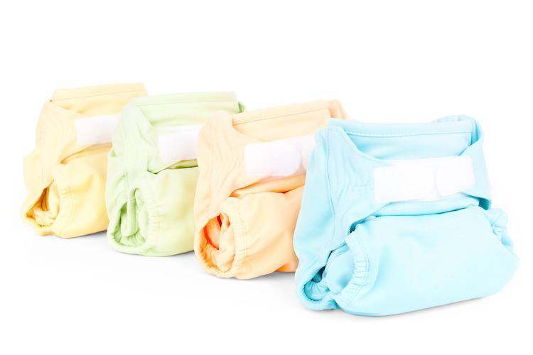 How to Be More Sustainable at Home - Cloth Nappies