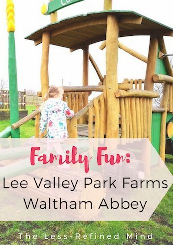 Lee Valley Park Farms Review - family fun in Waltham Abbey, Essex. #familyfun #familydaysout #essexdaysout