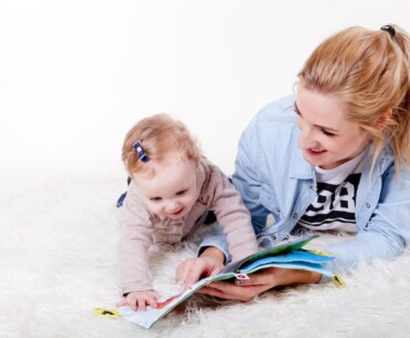 Best Children's Books About Loss - Mother and Child Reading
