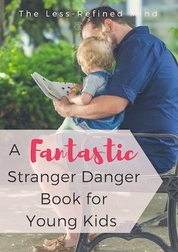 A fantastic book about stranger danger including activities and discussion points. #srangerdanger
