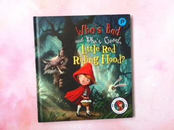 Stranger Danger Activities - Who's Bad and Who's Good, Little Red Riding Hood