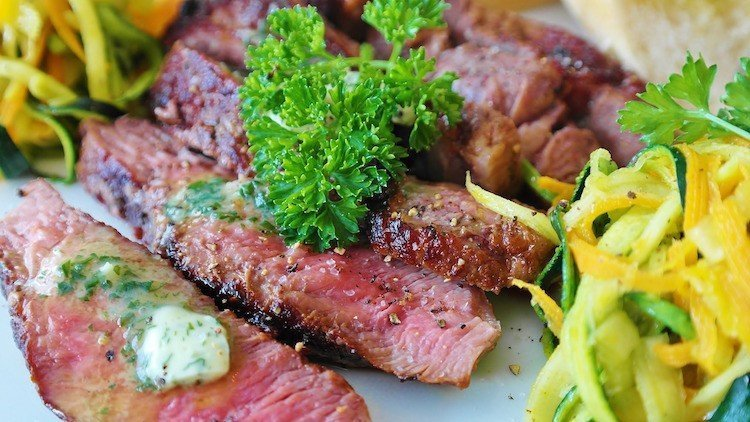 Pescatarian Benefits - Steak