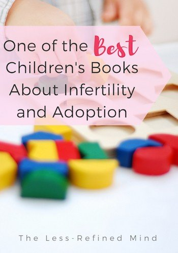 Children's Books About Adoption - Pin