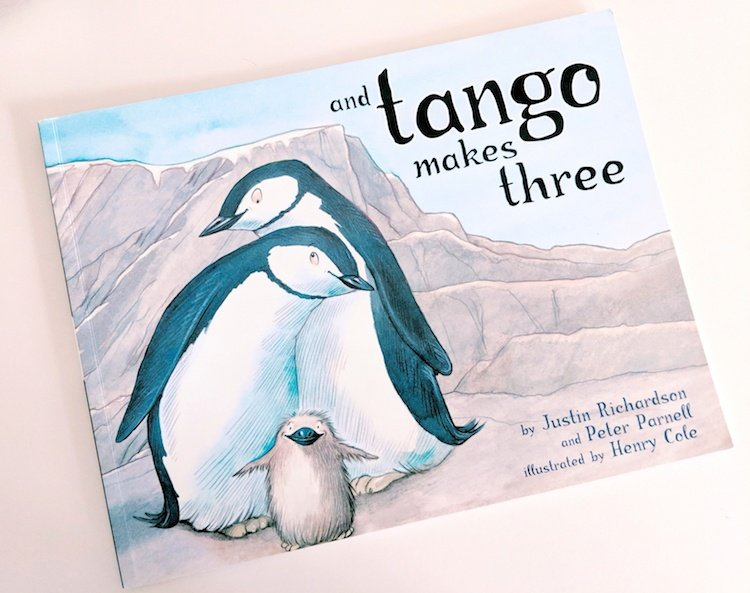 Cover of 'And Tango Makes Three'