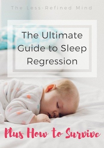 4Month Sleep Regression - Pin