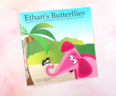 Kids' Books About Stillbirth - Ethan's Butterflies