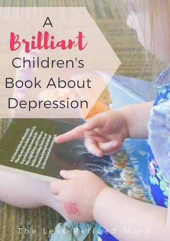 A Brilliant Children's Book About Depression - Pin, Child Reading