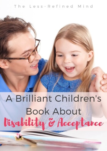 An fantastic introduction to disabilities. This children's book about disabilities helps to teach compassion, tolerance, and acceptance. #kidsbooks #childrensbooks #parentingtips #parentingadvice